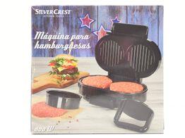 hamburguesera silvercrest sbm 800 a1