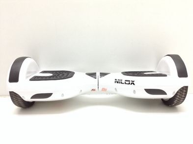 hoverboard nilox white 6.5