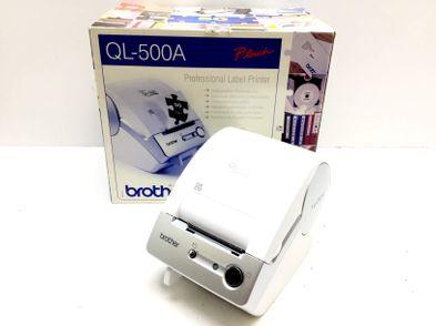 impresora etiquetas brother ql-500a