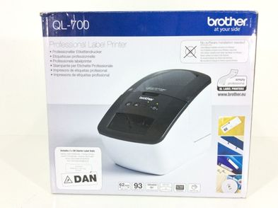 impresora etiquetas brother ql700