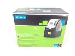 impresora etiquetas dymo labelwriter 450duo