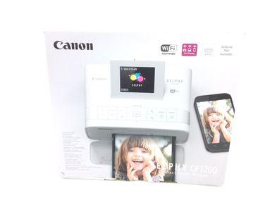 impresora fotografica canon selphy cp1200
