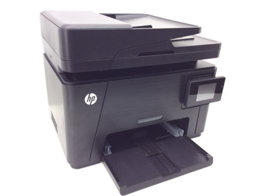 impresora multifuncion hp color laserjet pro mfp m117fw
