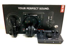 interface m-audio air 192 /4 vocal studio pro