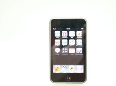 ipod apple ipod touch 1 gen 8 gb (a1213)