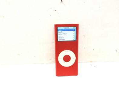 ipod apple nano 2 gen 4 gb a1199