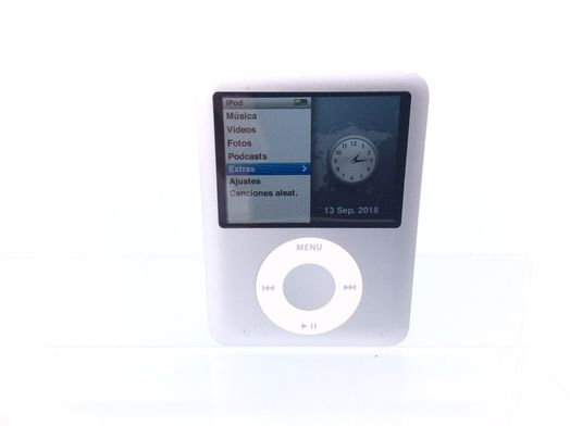 ipod apple nano 3 gen 4 gb a1236