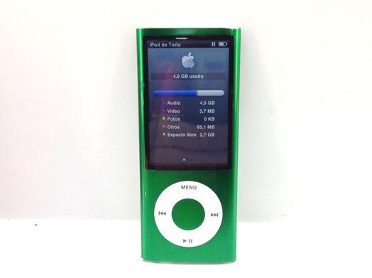 ipod apple nano 5 gen 8 gb a1320