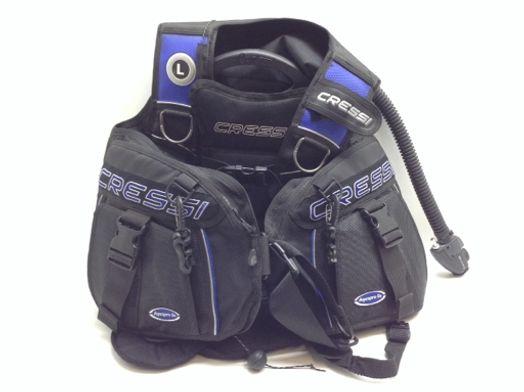 jacket cressi aquapro 5r