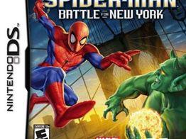 spiderman battle for new york nds version reino unido