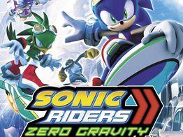 sonic riders zero gravity ps2 version reino unido