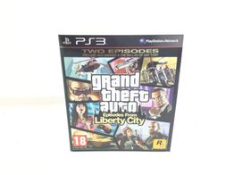 grand theft auto episodes from liberty city ps3 version reino unido