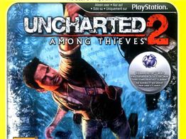 uncharted 2: among thieves platinum ps3