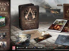 assassins creed unity bastille edition ps4