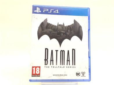 batman a telltale series ps4 version reino unido