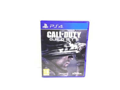 call of duty ghosts ps4 version portugal