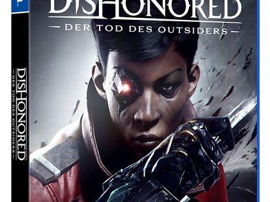 dishonored:la muerte del forastero ps4