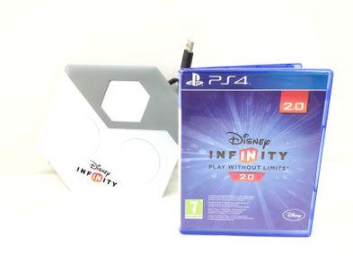 disney infinity 2.0: marvel super heroes starter pack ps4