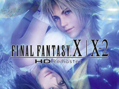 final fantasy x/x-2 hd remaster ps4