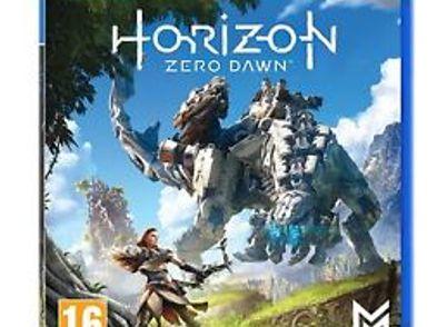 horizon: zero dawn complete edition ps4