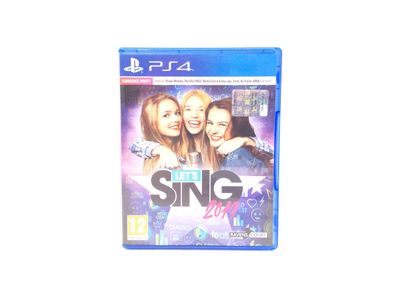 lets sing 2019 ps4