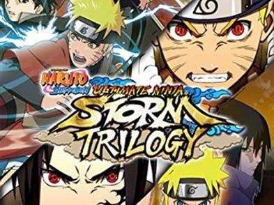 naruto ultimate ninja storm trilogy ps4
