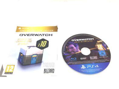 overwatch origins collectors edition ps4