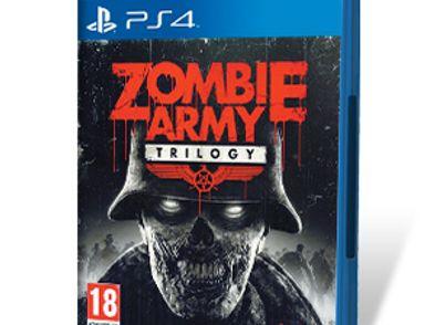 sniper elite nazi zombie army trilogy ps4