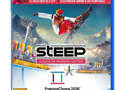 steep olympics ps4