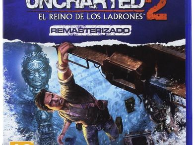 uncharted 2: among thieves ps4