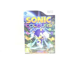 sonic colours wii version portugal