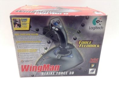 joystick pc logitech wingman strike force 3d