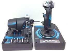 joystick pc saitek x56 rhino