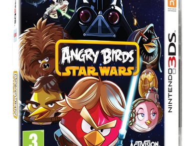 angry birds star wars 3ds