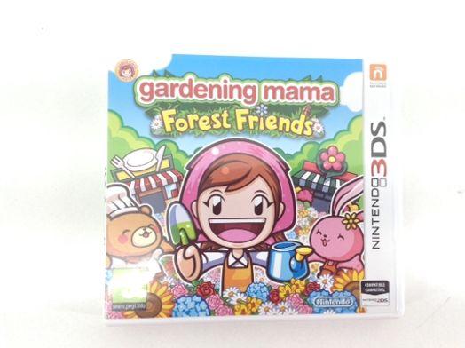 gardening mama forest friends 3ds