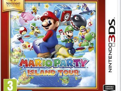 mario party island tour selects 3ds