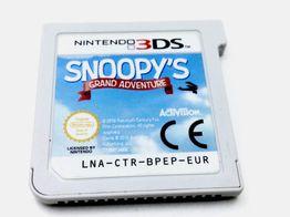 snoopys grand adventure 3ds