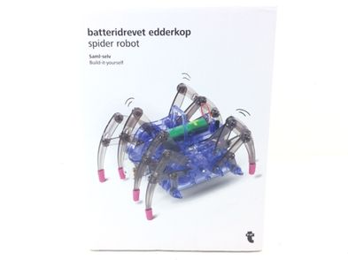 juego de construccion otros spider robot
