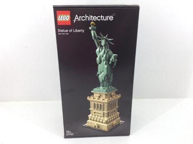 juego de construccion lego statue of liberty