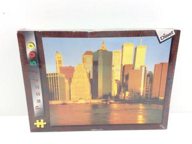juego educativo diset puzzle 500