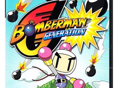 bomberman generation g3