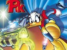donald duck pk g3