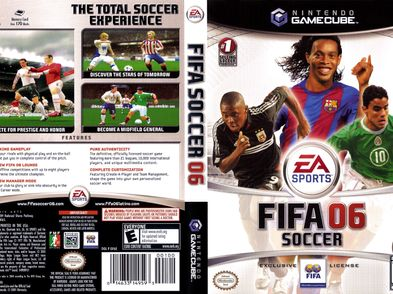 fifa football 2006 g3