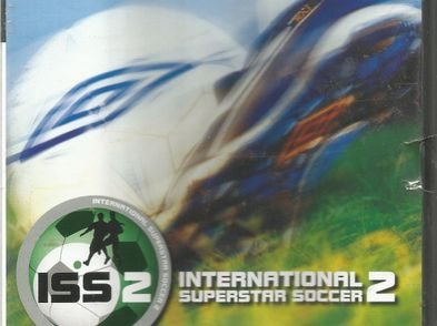 iss international superstar soccer 2 g3 version reino unido