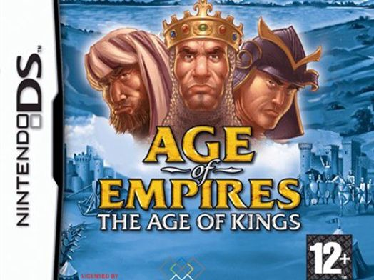 age of empires ii age of kings nds