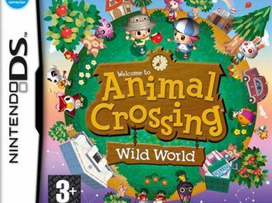 animal crossing wild world nds