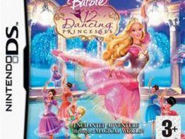 barbie 12 princesas bailarinas nds