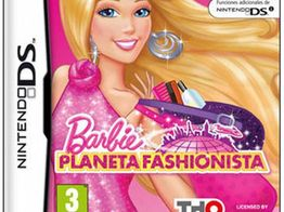 barbie planeta fashionista nds