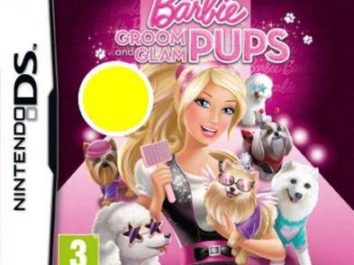 barbie salon de belleza para mascotas nds