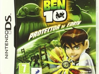 ben 10 protector of earth nds